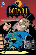 Batman Adventures Vol. 1:  Blood and Sushi