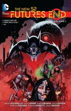 The New 52:  Future's End, Volume 1