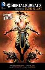 Mortal Kombat X, Volume 3:  Blood Island