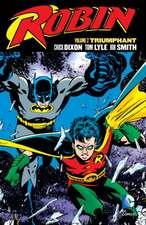 Robin, Volume 2:  Triumphant