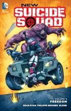New Suicide Squad Volume 3:  Truth