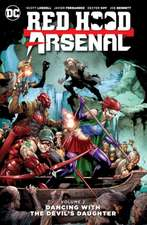 Red Hood/Arsenal Vol. 2