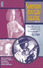 Sandman Mystery Theatre Book 2