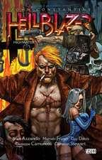 John Constantine Hellblazer TP Vol 15 Highwater