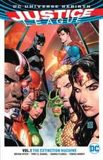 Justice League Vol. 1 The Extinction Machines (Rebirth)