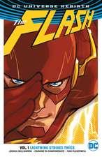 The Flash Vol. 1 (Rebirth)