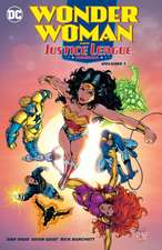 Wonder Woman & the Justice League America