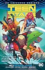 Teen Titans Vol. 2 The Rise of Aqualad (Rebirth)