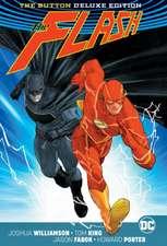 Batman/The Flash The Button Deluxe Edition (International Version)