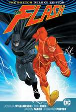 King, T: Batman/The Flash The Button Deluxe Edition (Interna