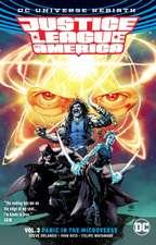 Justice League of America Volume 3
