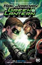 Hal Jordan and the Green Lantern Corps Volume 6