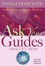 Ask Your Guides Oracle Cards:  A 52-Card Deck with Guidebook