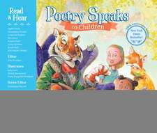 Poetry Speaks to Children [With CD]:  Experience the Moment-To-Moment Account of the Four Days That Changed America [With Audio CD]