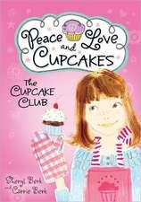 Cupcake Club Peace Love & Cupcakes