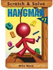 Scratch & Solve Hangman #1