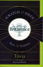 Encyclopaedia Britannica Arts & Science Trivia