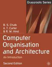 Computer Organisation and Architecture: An Introduction