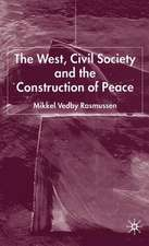 The West, Civil Society and the Construction of Peace