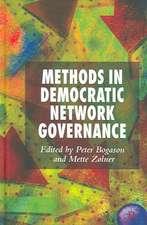 Methods in Democratic Network Governance