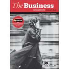 The Business Intermediate Student Book and DVD Pack