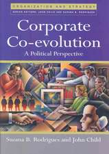 Corporate Co–Evolution: A Political Perspective