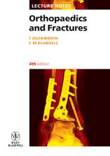 Orthopaedics and Fractures