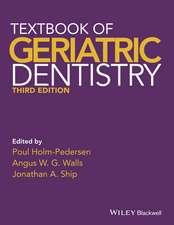Textbook of Geriatric Dentistry
