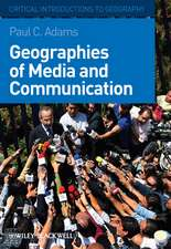 Geographies of Media and Communication