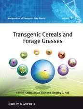 Compendium of Transgenic Crop Plants, 10 Volume Set