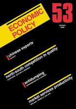 Economic Policy:  Number 53