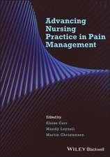 Advancing Nursing Practice in Pain Management