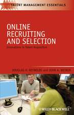 Online Recruiting and Selection: Innovations in Talent Acquisition