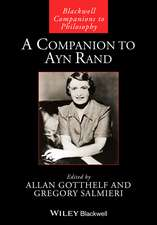 A Companion to Ayn Rand