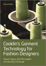 Cooklin′s Garment Technology for Fashion Designers