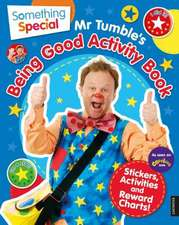 Something Special Mr. Tumble's Being Good Activity Book