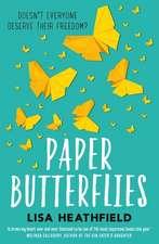 Seed 02. Paper Butterflies