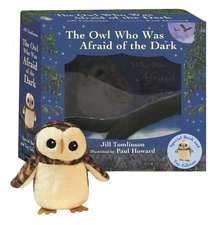 The Owl Who Was Afraid of the Dark Book and Plush Gift Set:  Racing Against Time