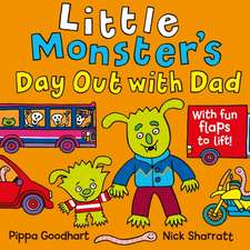 Little Monsters Day Out with Dad