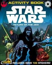 Star Wars, Return of the Jedi Activity Book