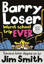 Barry Loser Worst. School. Trip. Ever
