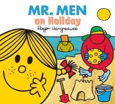Mr Men on Holiday