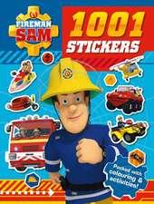 Fireman Sam: 1001 Stickers