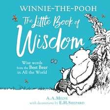 Winnie-the-Pooh's Little Book Of Wisdom
