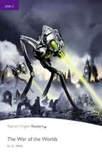 War of the Worlds, The, Level 5, Penguin Readers:  Achieving the Minimum Core