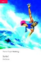Surfer, Level 1, Penguin Readers:  Dead Man's Chest, Level 3, Penguin Readers