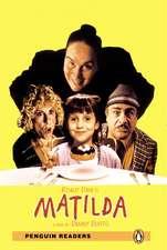 PLPR3:Matilda Bk/CD Pack