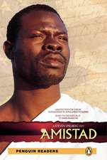 Amistad:  Curse of the Black Pearl, Level 2, Penguin Readers