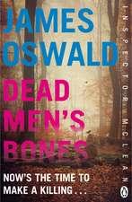 Dead Men's Bones: Inspector McLean 4
