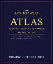 Doctor Who Atlas